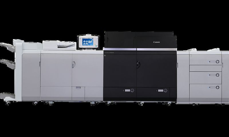 Cut sheet colour printers