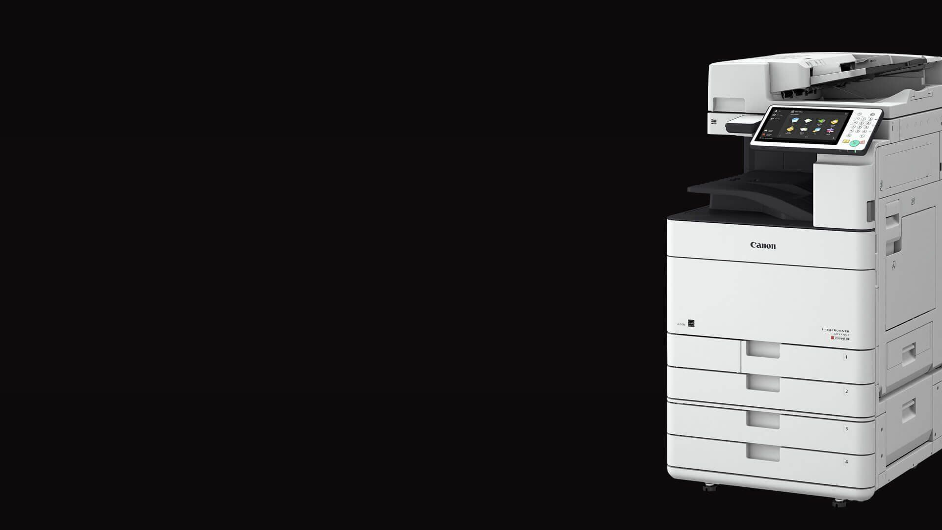 imageRUNNER ADVANCE C5500 II series