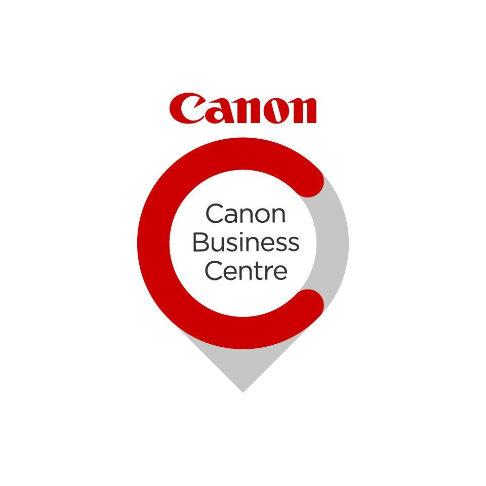canon business centre logo