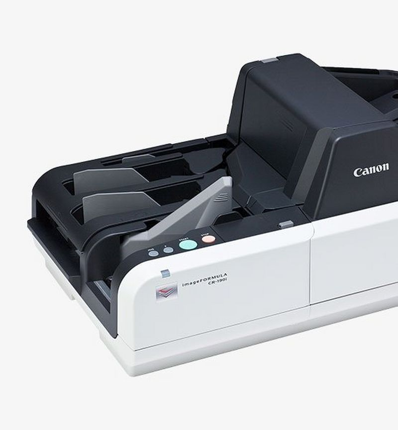 Canon cheque scanners imageFORMULA lifestyle