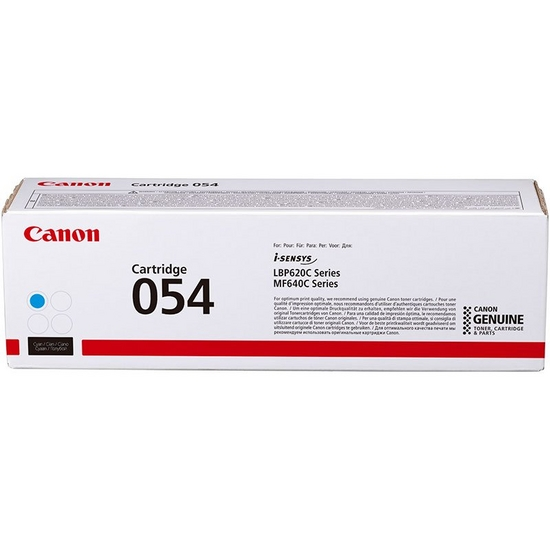 Cartridge 054 Cyan