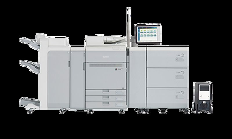 Canon cut sheet printers