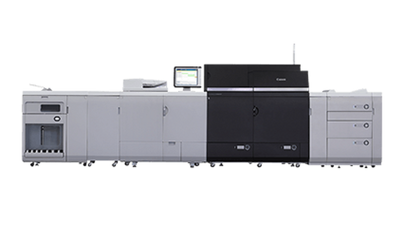 Canon digital presses colour