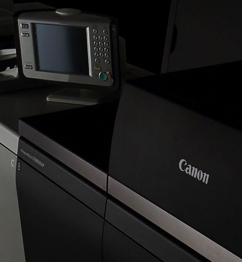 Canon digital presses colour lifestyle