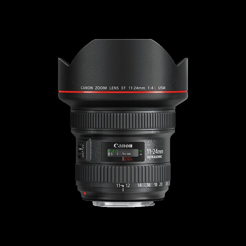 EF 11-24mm f/4L USM L series Lense