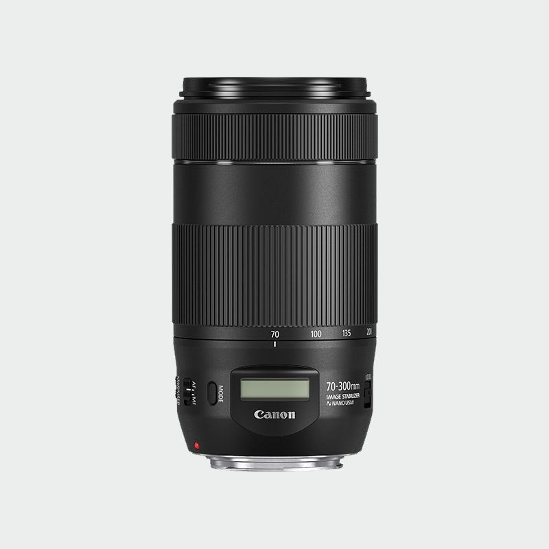 EF 70-300mm F4-5.6 IS II USM