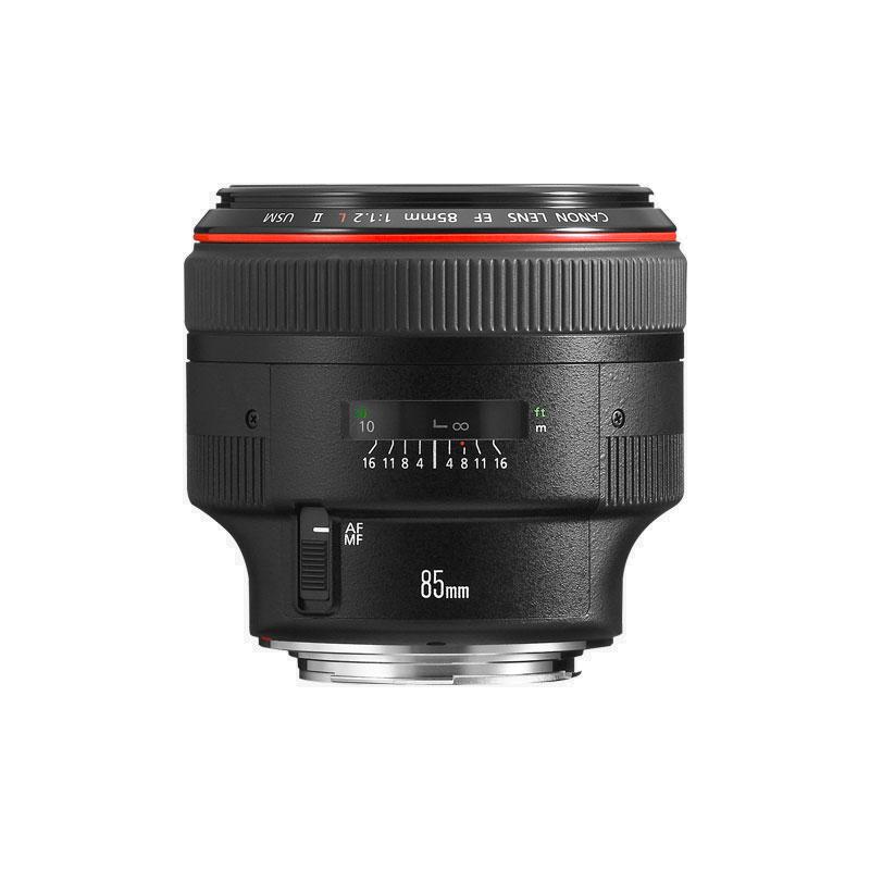 EF 85mm f/1.2L II USM L series Lense