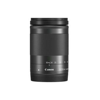 EF-M 18-150mm f/3.5-6.3 IS STM
