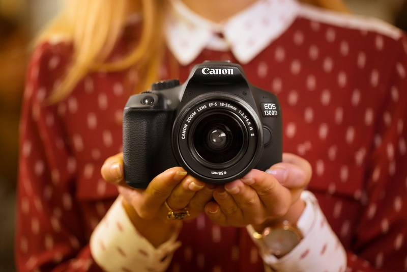 Discover Canon's latest range of consumer products including the Canon EOS 1300D DSLR camera.