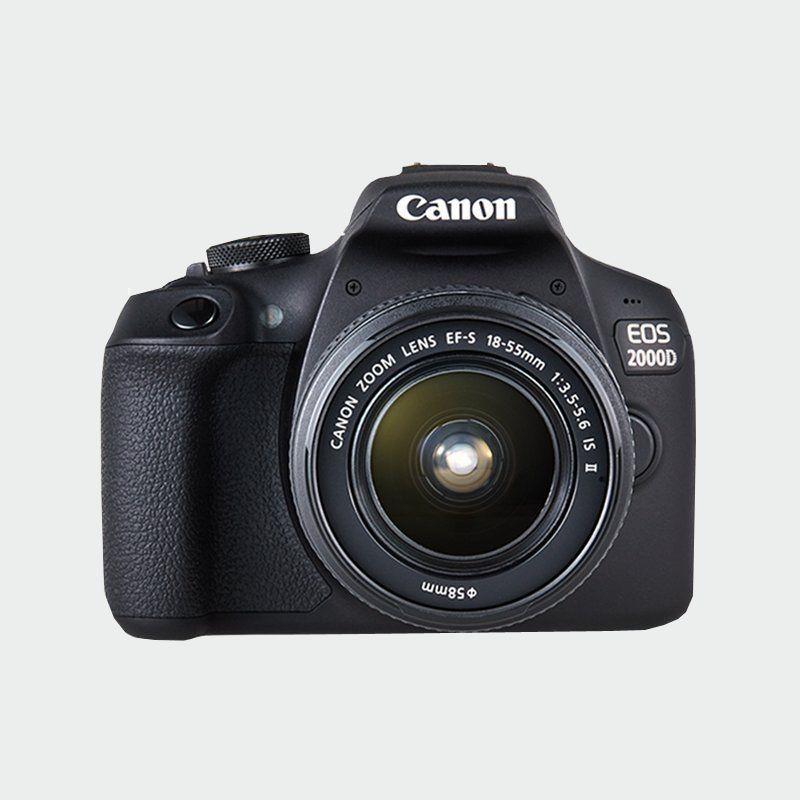 Lustrzanki cyfrowe EOS Canon Poland