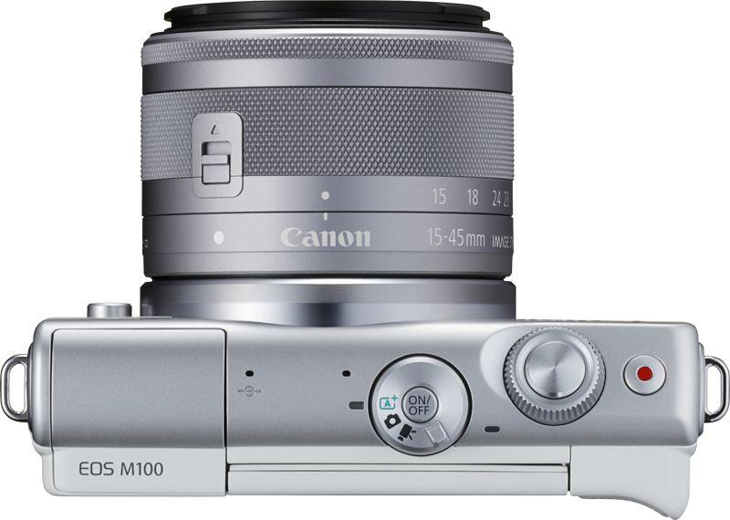 Canon EOS 100D + objektives+laddare