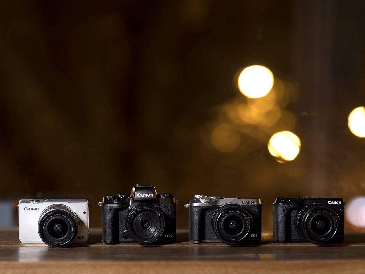 Canon EOS M6 Discover EOS M