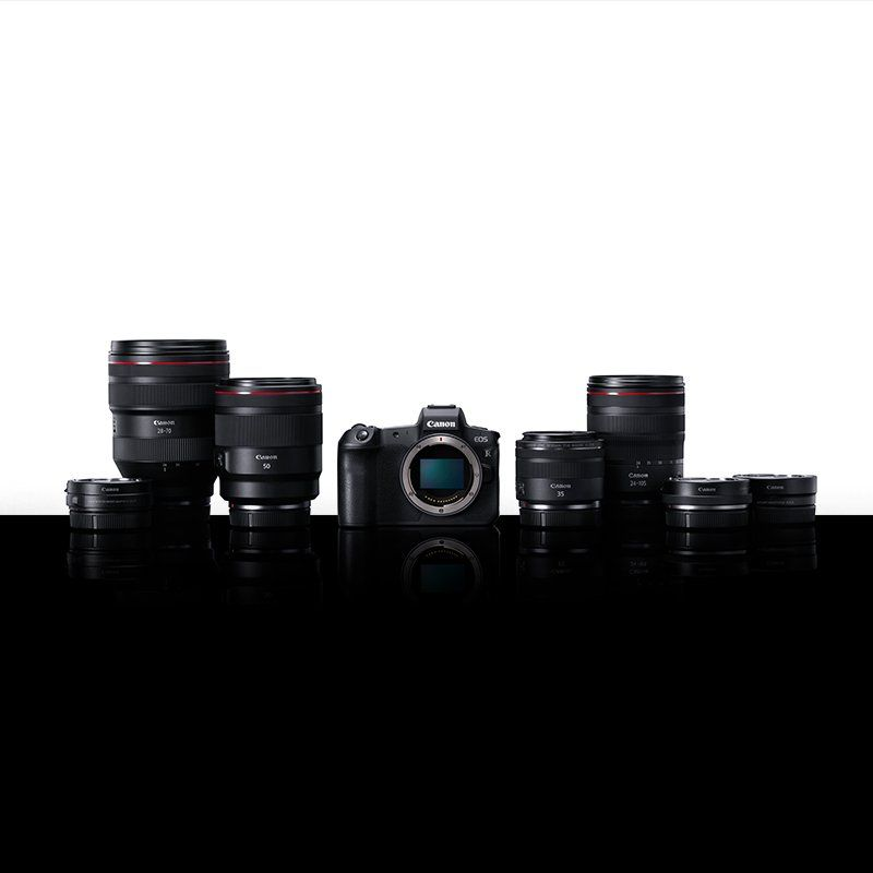 EOS R System: Cameras, Lenses & Adapters - Canon Europe