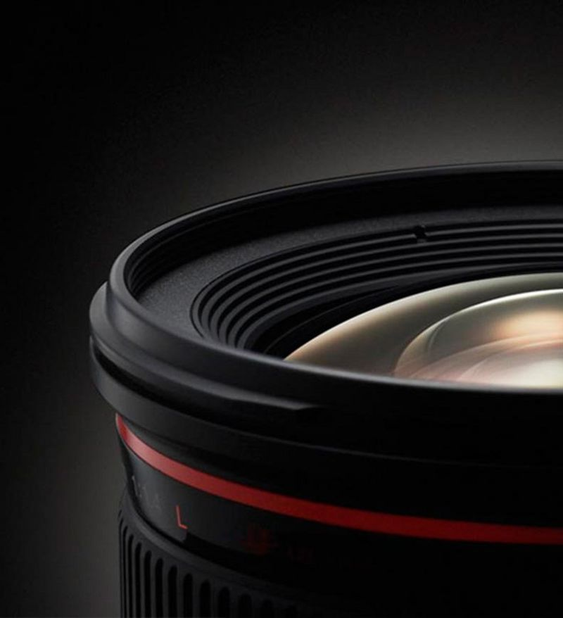 Canon lens technology