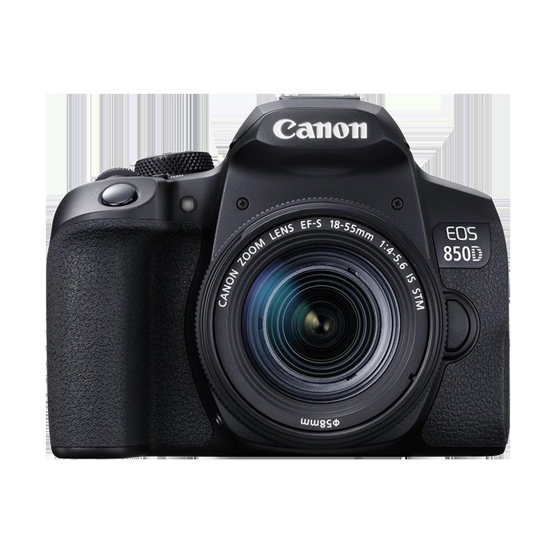 Canon EOS 850D FRT pack shot
