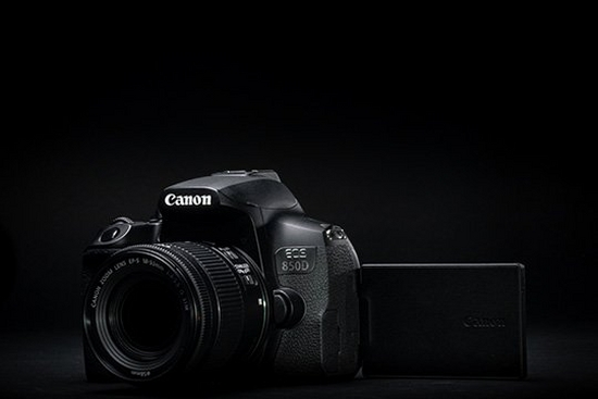 The Canon EOS 850D