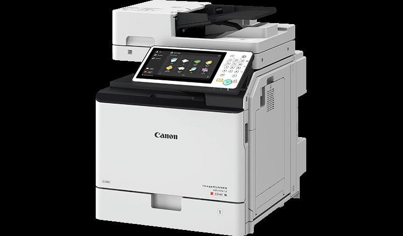 Série Canon ImageRUNNER ADVANCE C256/C356 II