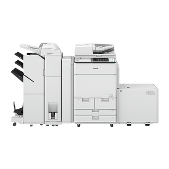 imageRUNNER ADVANCE C7580i II