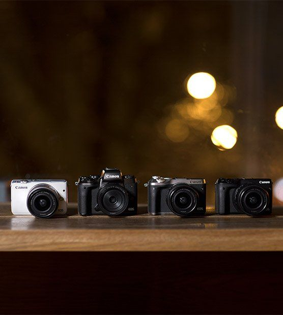 Discover the EOS M range