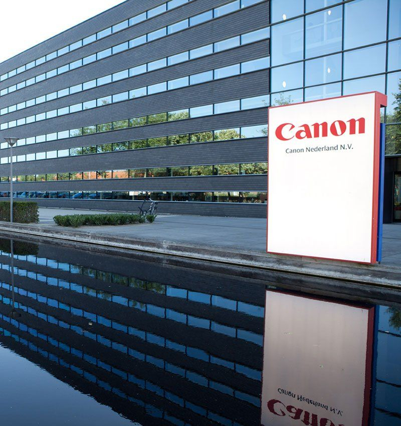 Canon Europe Ltd