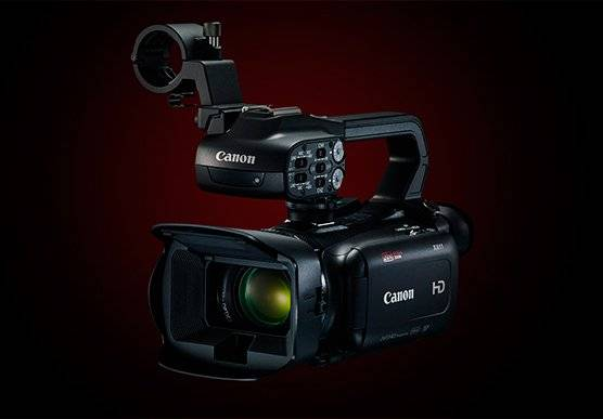 Canon XA15/XA11: an in-depth look at the new pro-spec camcorders