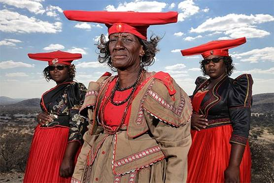 Documenting the vanishing cultures of Namibia