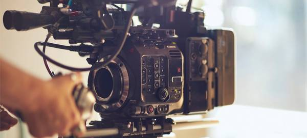 The Canon EOS C500 Mark II.