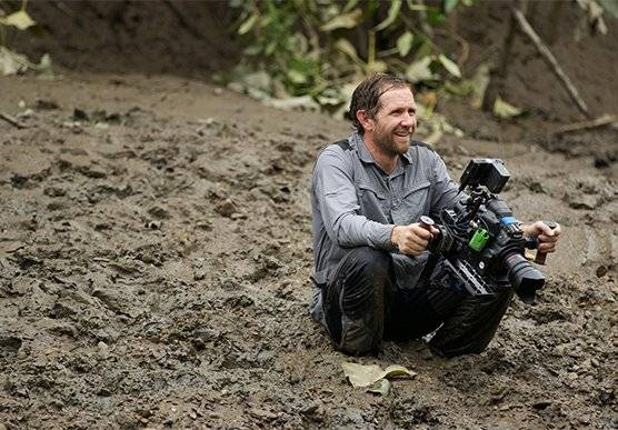 Feats of endurance: Danny Etheridge on shooting survival shows