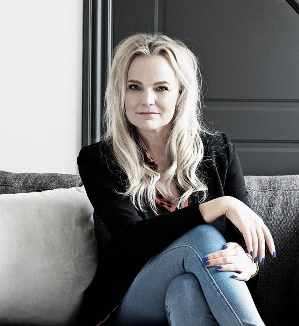 Danish director Pernille Rose Grønkjær.