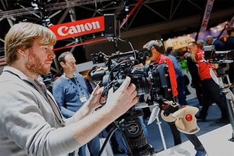 Five things not to miss at IBC 2018