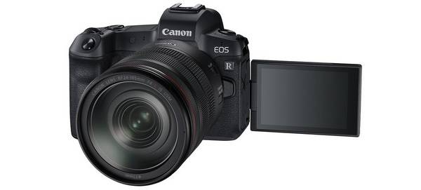 A Canon EOS R with a Canon RF 24-105mm F4L IS USM lens.