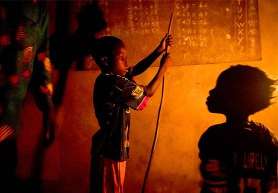 Award-winning series: Africa Without Electricity