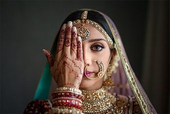 Photographing an Indian wedding with the EOS R