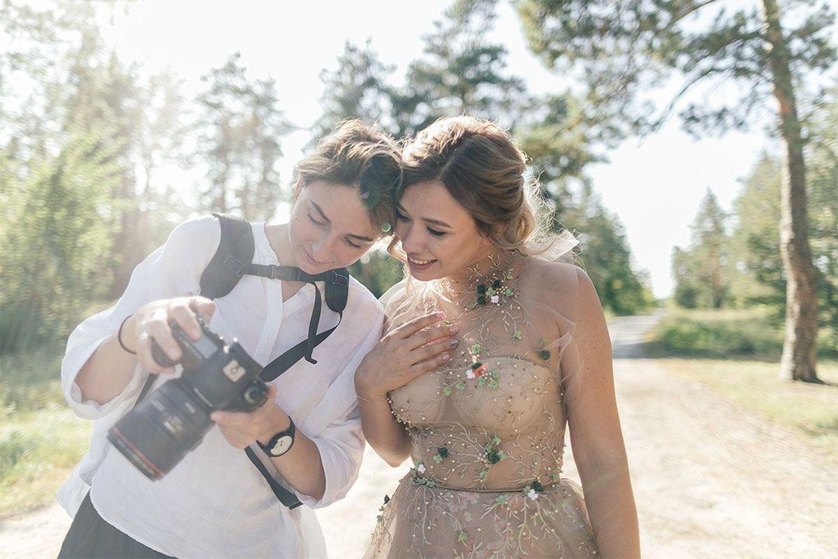 Оборудование для свадебной фотосъемки