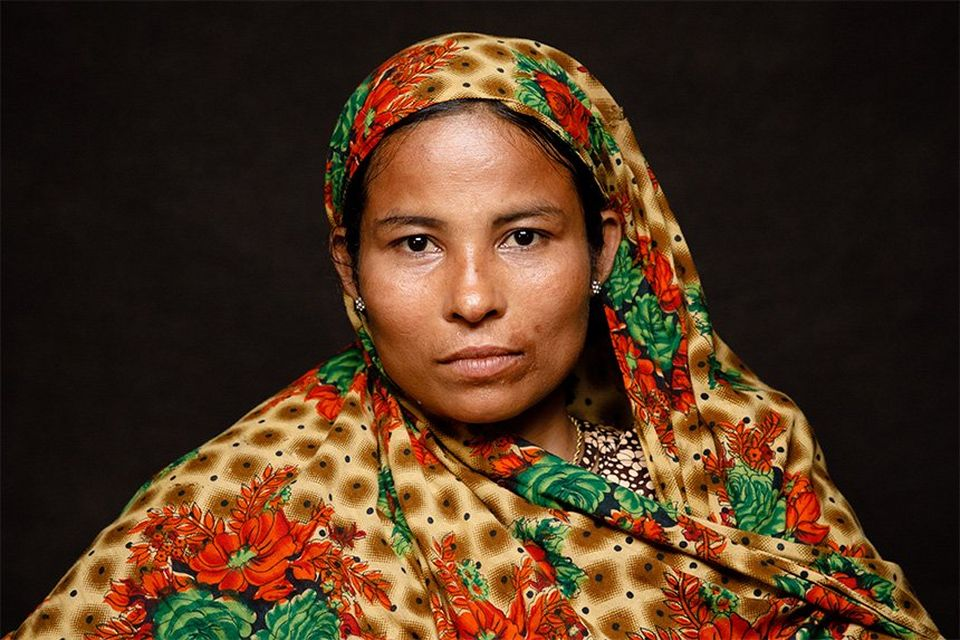 Yann Arthus-Bertrand: the filming of Woman
