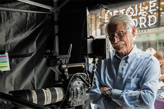 Yann Arthus-Bertrand on his documentary, Woman