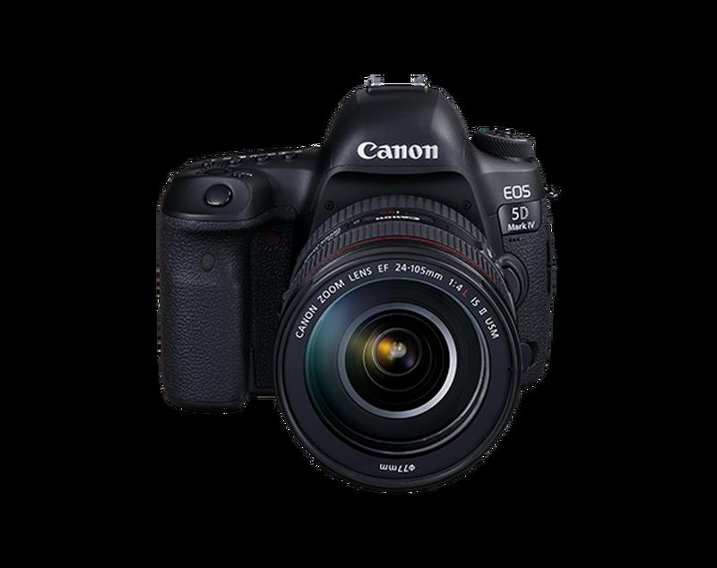 Professional DSLR Cameras - Canon UK