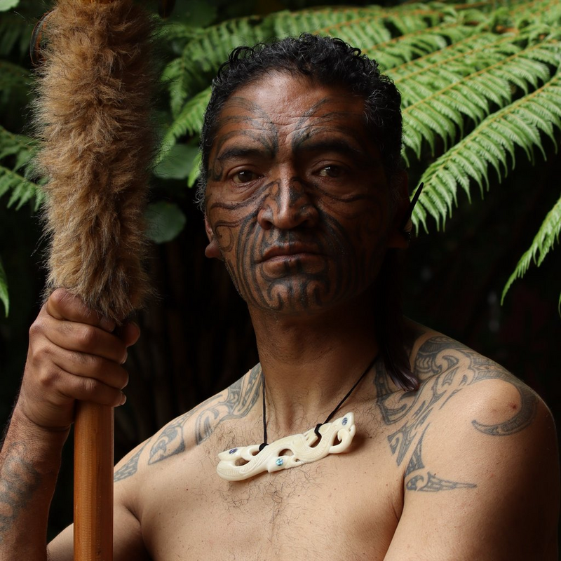 Portrait of Māori and taken on the Canon EOS 850D