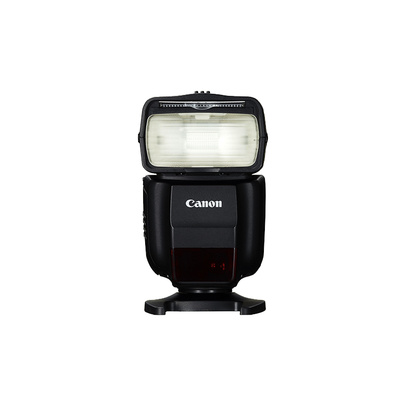 Canon Speedlite 430EX III-RT – front facing
