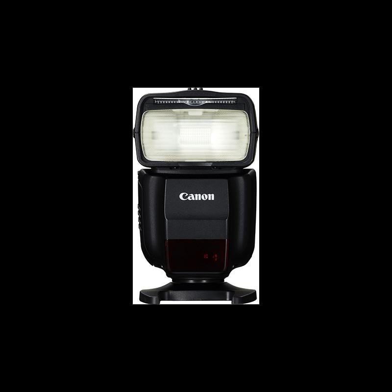 Canon Speedlite 430EX III-RT \u2013 front facing & Speedlite Flashes - Camera \u0026 Photo Flashes - Canon UK