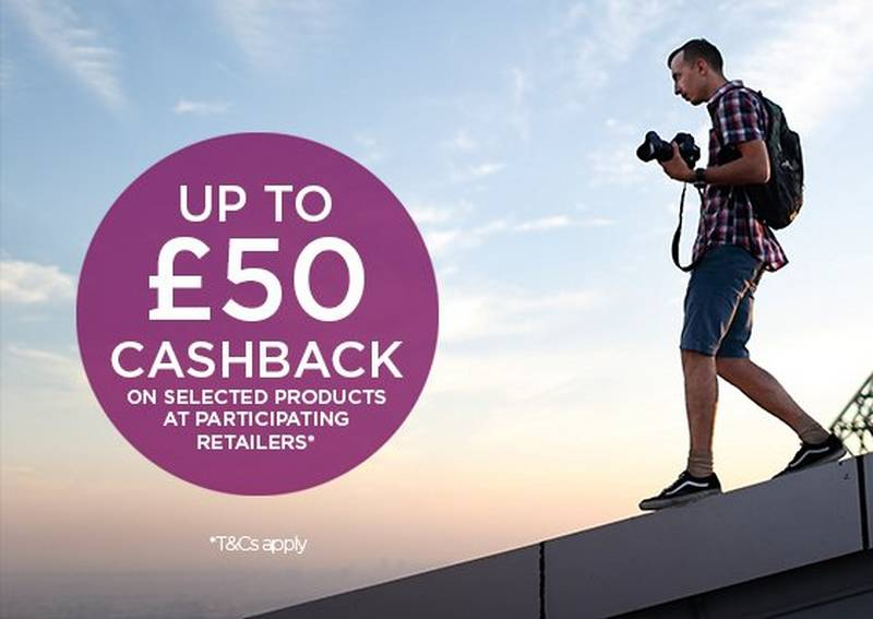 Canon DSLR, compact cameras, video cashback promotions.
