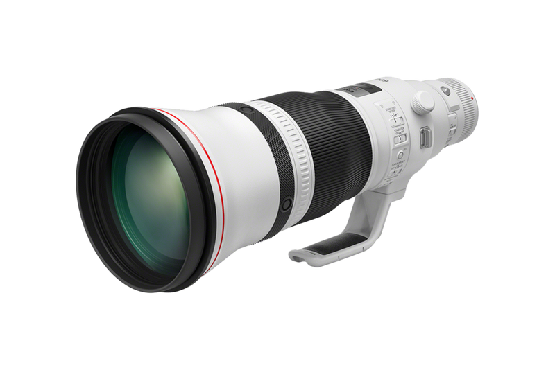 Canon EF 600mm f/4L IS III USM - What's in the box?
