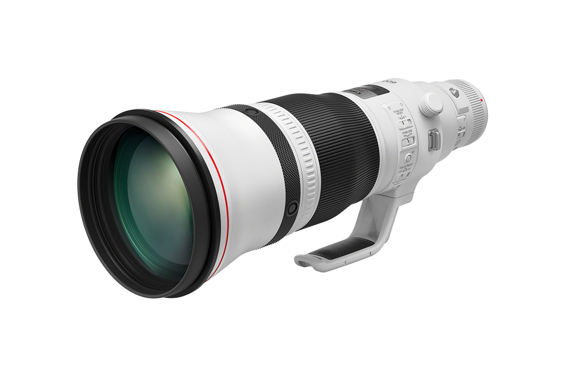 Canon EF 600mm f/4L IS III USM - Shoot Hand Held