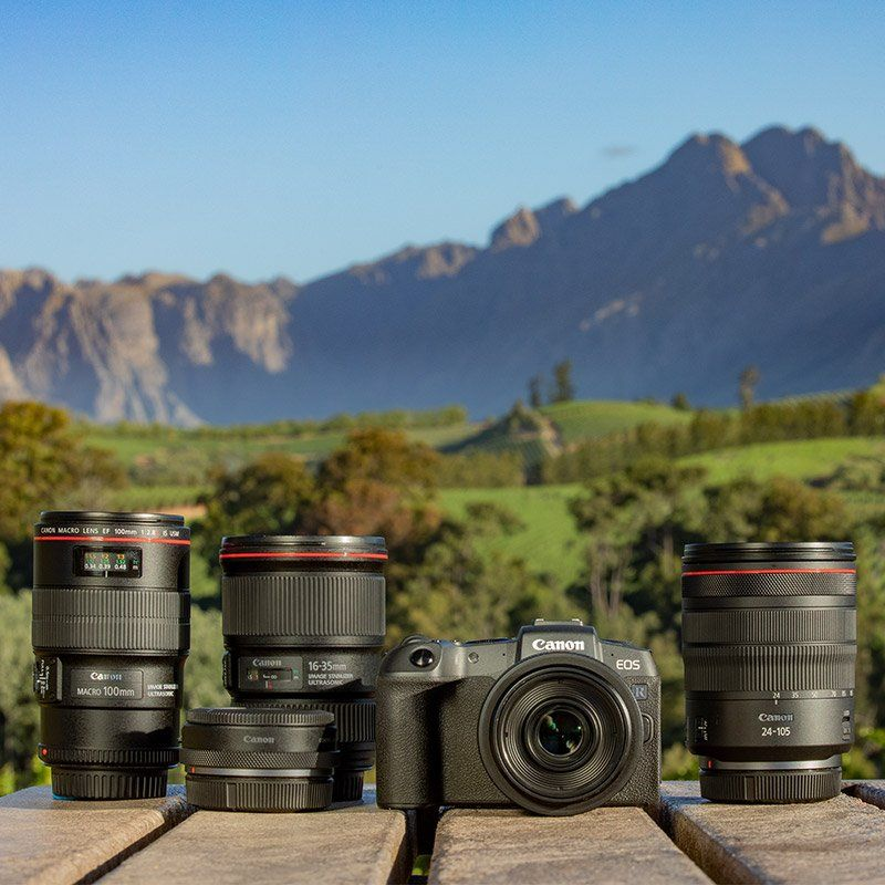 Canon EOS R System range ambient