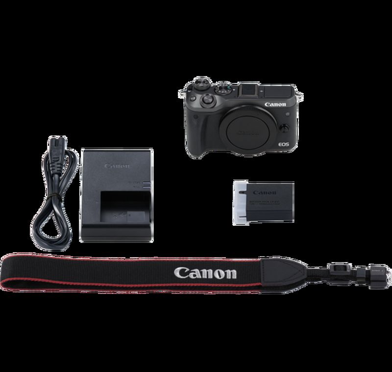 Canon EOS-M6 WITB