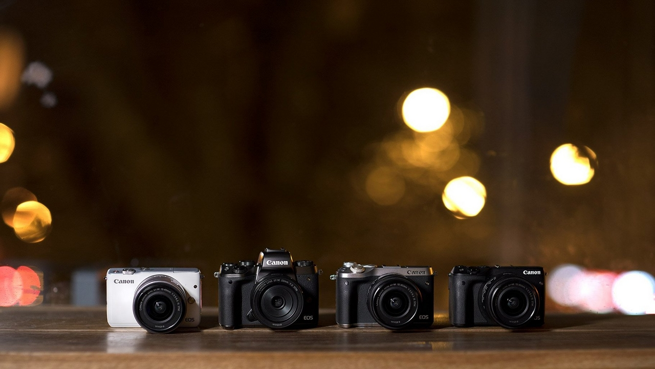 Discover more about EOS M