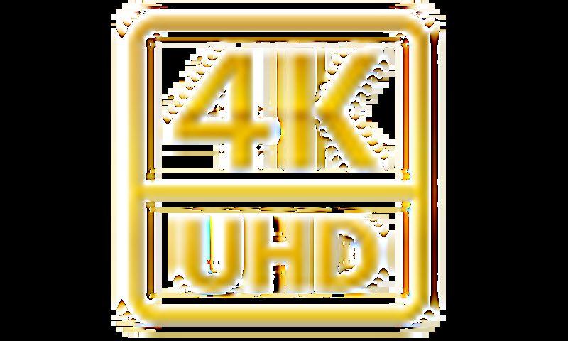 4K UHD/50P