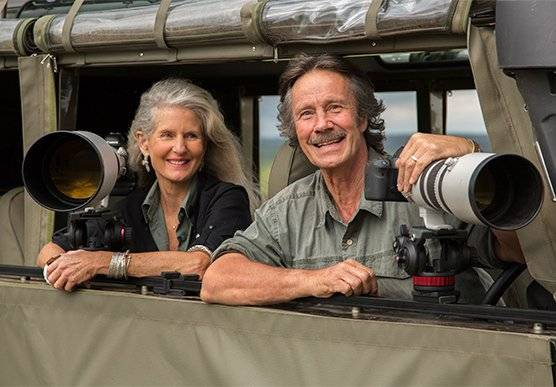 Canon Ambassadors Jonathan and Angela Scott