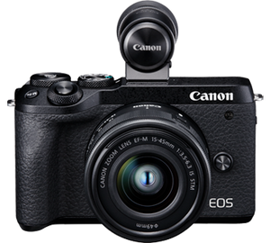 """Canon EOS M6 Mark II"""