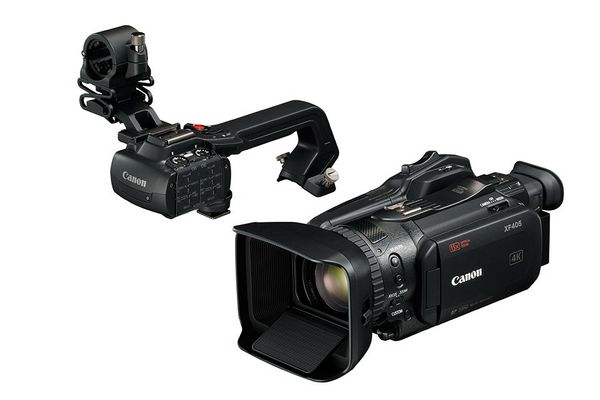 The Canon XF405 handheld camcorder's unique Dual Pixel CMOS AF Canon-developed sensor-based technology delivers phase-detection autofocus for faster acquisition and tracking of action along with cinematic pull-focus effects.
